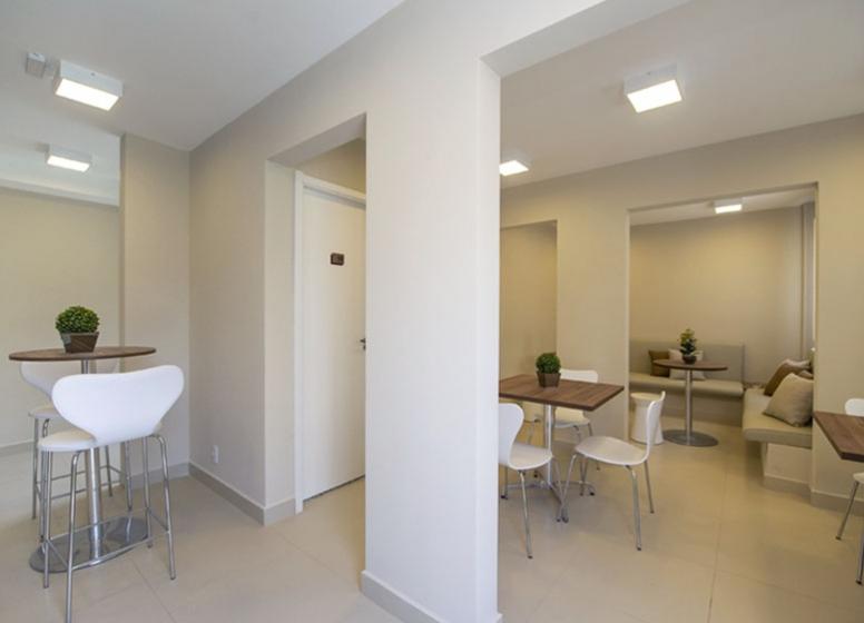 Salão de festas - Plano&Ermelino Abel Tavares II