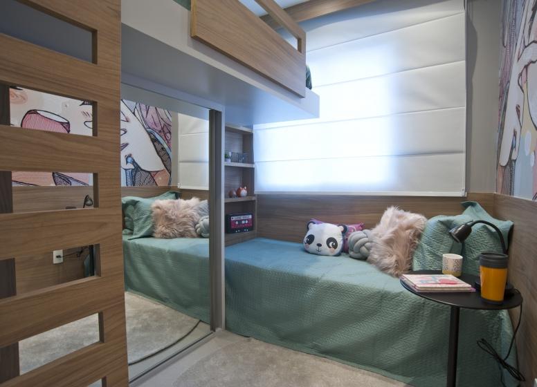 Dormitório II - Antônio Gomes III