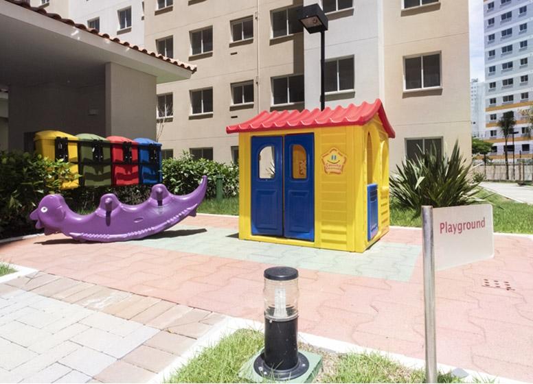 Playground - Independência  - Plano&Cambuci Independência