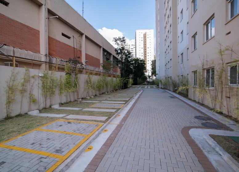 Estacionamento - Plano&Cambuci Alexandrino da Silveira Bueno