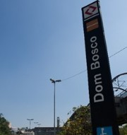 Estação Dom Bosco (CPTM)