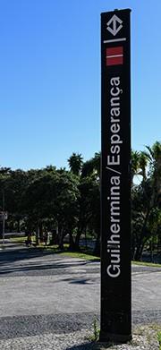 Metrô Guilhermina/Esperança