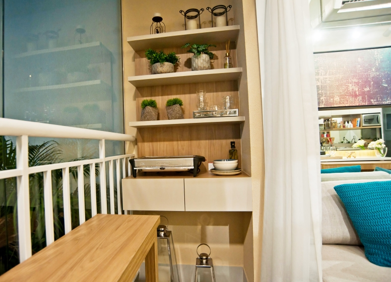 Living - 32 m² - Galeria 635