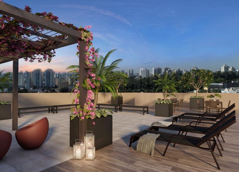 Clemente-Jobim_Rooftop - Vista Parque by Plano&Plano