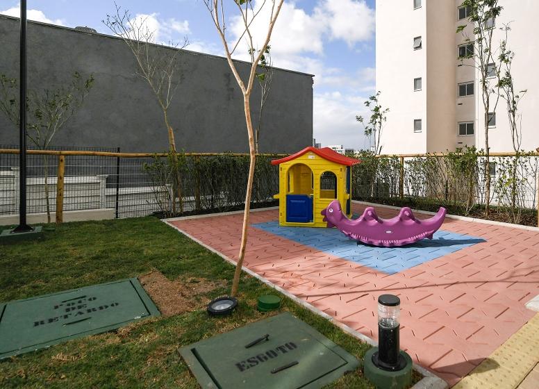 Playground - Plano&Itaquera Fontoura Xavier