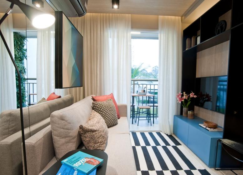 Living - 26 m² - Laguna 430