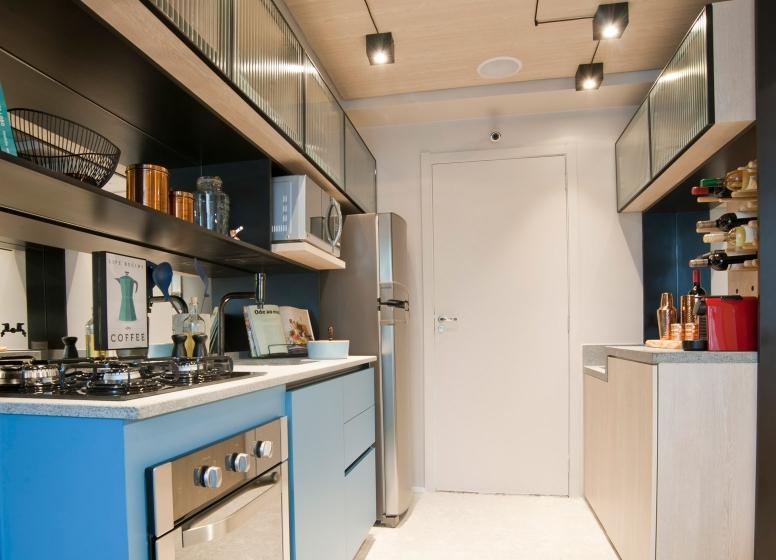 Cozinha - 26 m² - Laguna 430