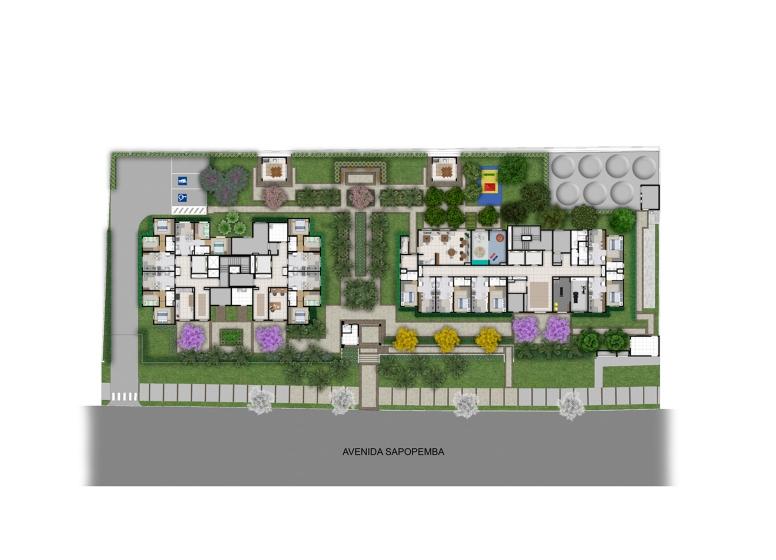 Implantação - Plano&Jardim Planalto