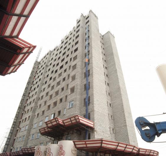 Área Externa (Torre B)