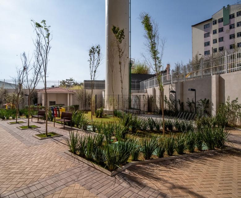 Área comum - Plano&Parque Ecológico