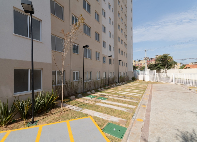 Estacionamento - Plano&Parque Ecológico
