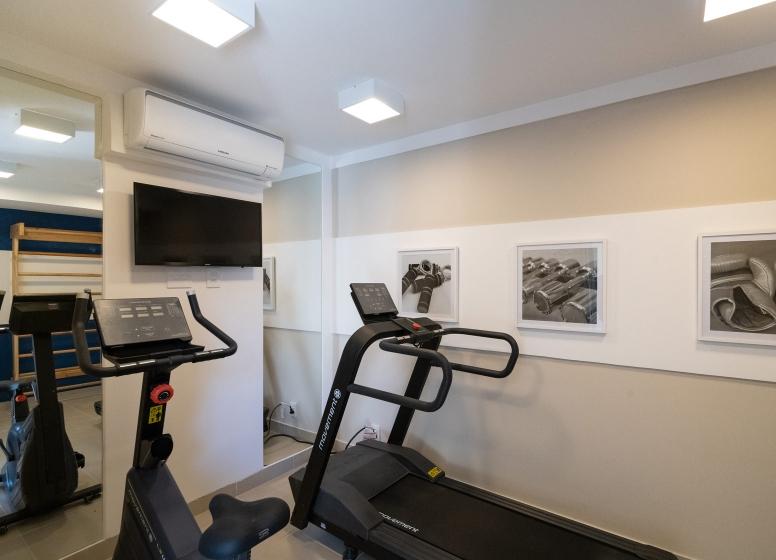 Fitness - Plano&Parque Ecológico