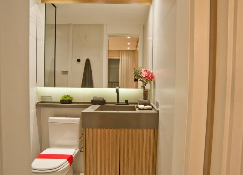 Banho - 28m² - Plano&Reserva Casa Verde