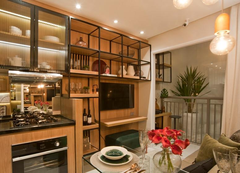 Cozinha - 28m² - Plano&Reserva Casa Verde