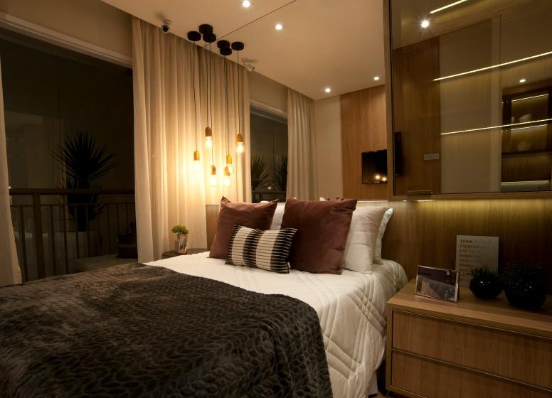 Dormitório - 28m² - Plano&Reserva Casa Verde