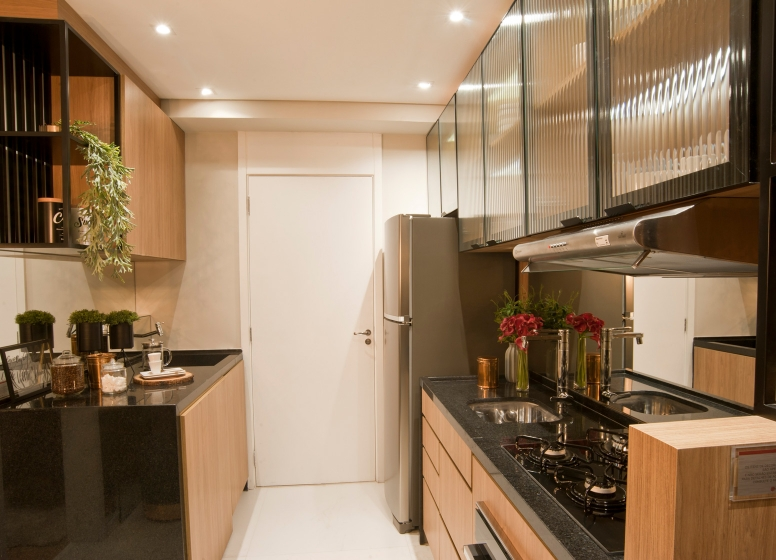Cozinha - 28m² - Vista Parque by Plano&Plano