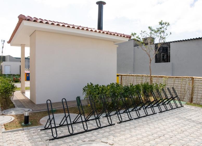Bicicletário - Plano&Vila Prudente