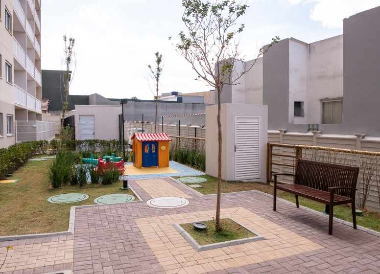 Área Comum - Plano&Vila Prudente