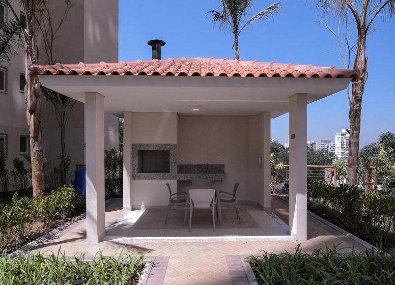 Churrasqueira - Plano&Jardim Sul