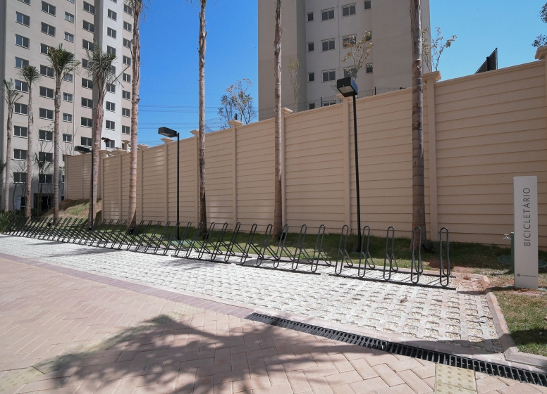 Bicicletário - Plano&Jardim Sul