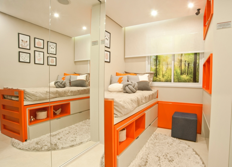 Dormitório II - Plano&Parque São Vicente