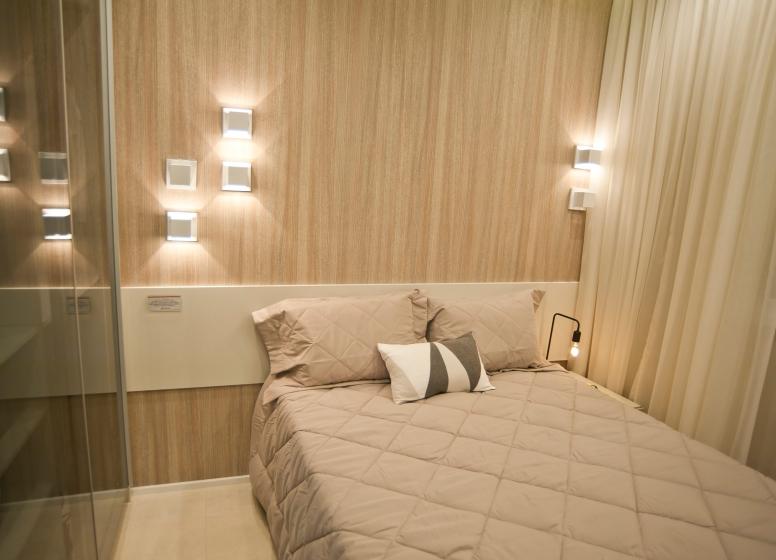 Dormitório I - Plano&Parque São Vicente