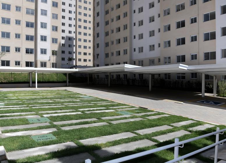 Estacionamento - Plano&Largo do Cambuci José Bento