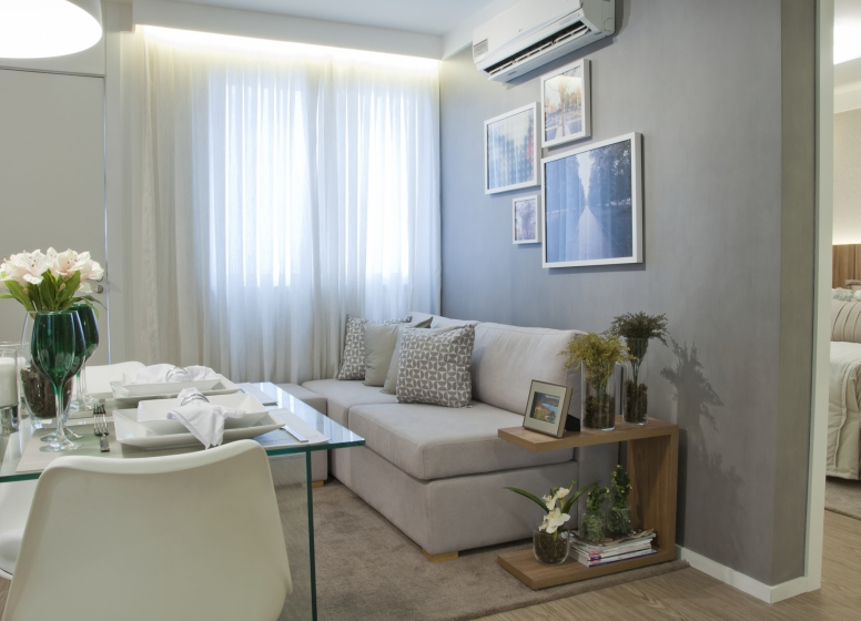 Living - 37,67m² - Plano&Reserva do Carmo