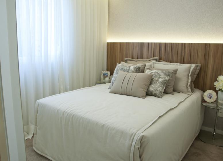 Dormitório I - 37,67m² - Hasegawa I
