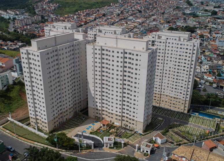 Fachada - Plano&Parque São Vicente