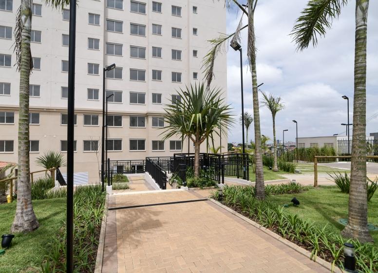 Área comum - Plano&Parque São Vicente