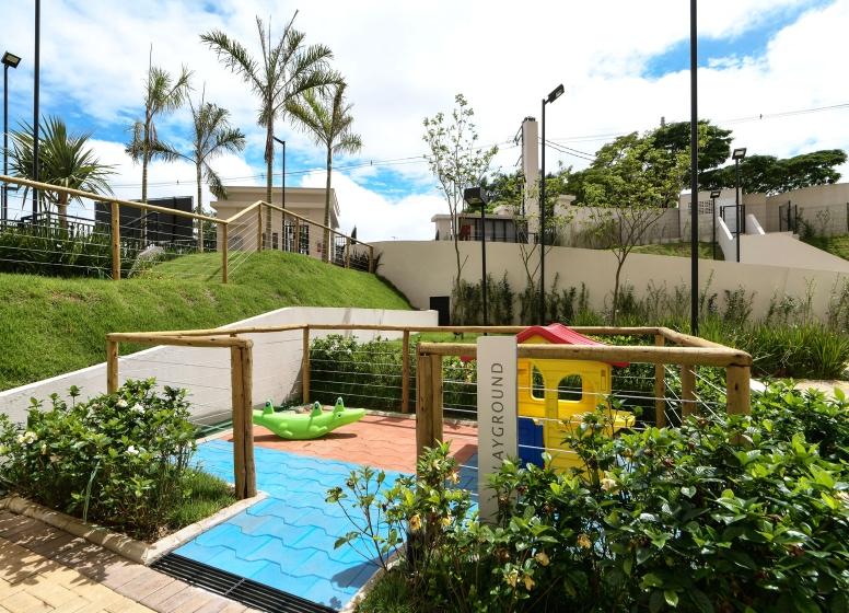 Playground - Plano&Parque São Vicente
