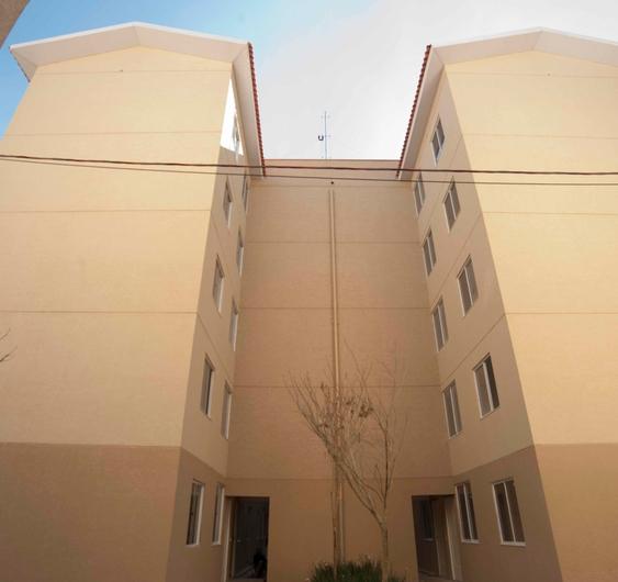 Área externa (Torre E)
