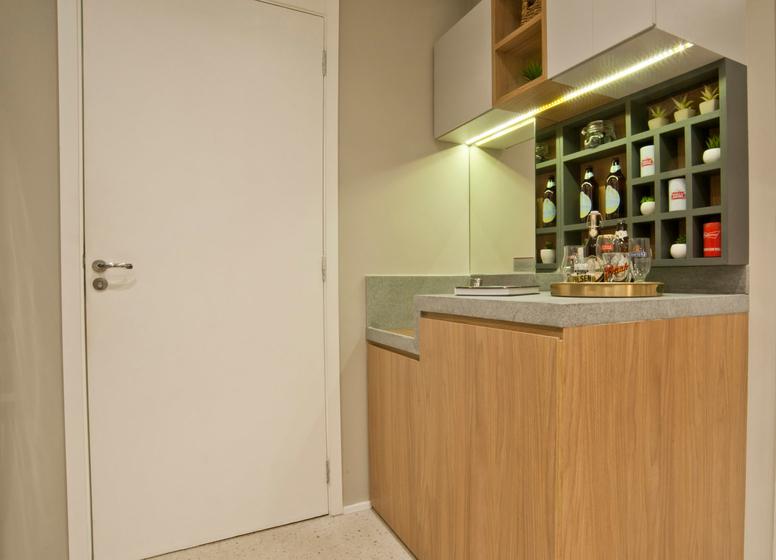 Área de serviço - 34m² - Plano&Mooca Praça Lion III