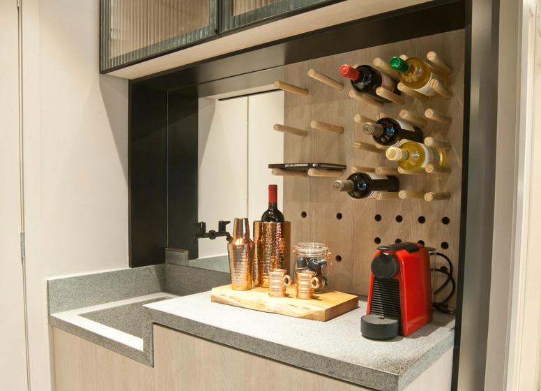 Cozinha - 26 m² - Laguna 380