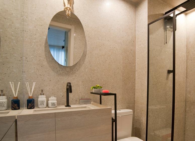 Banho - 26 m² - Laguna 380