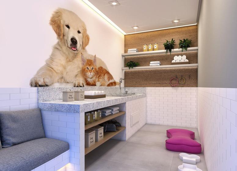 Perspectiva Ilustrada - Pet Care - Laguna 380