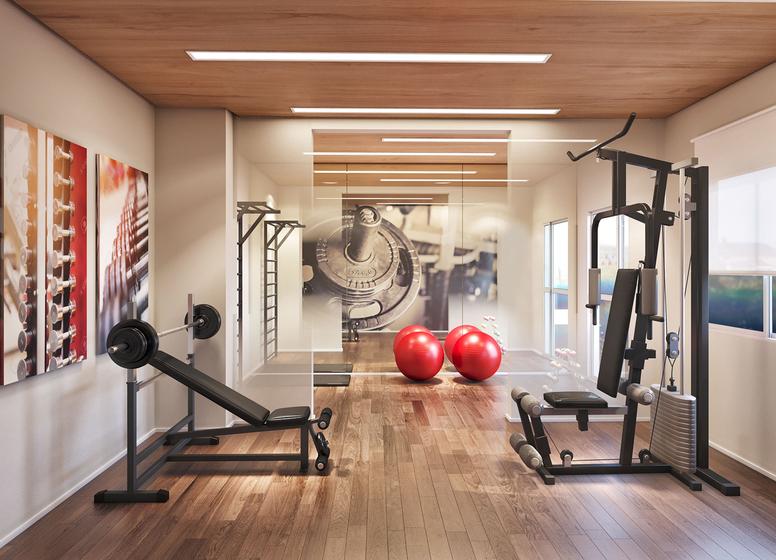 Fitness Musculação - Perspectiva Ilustrada (Vila Ema) - Vila Ema