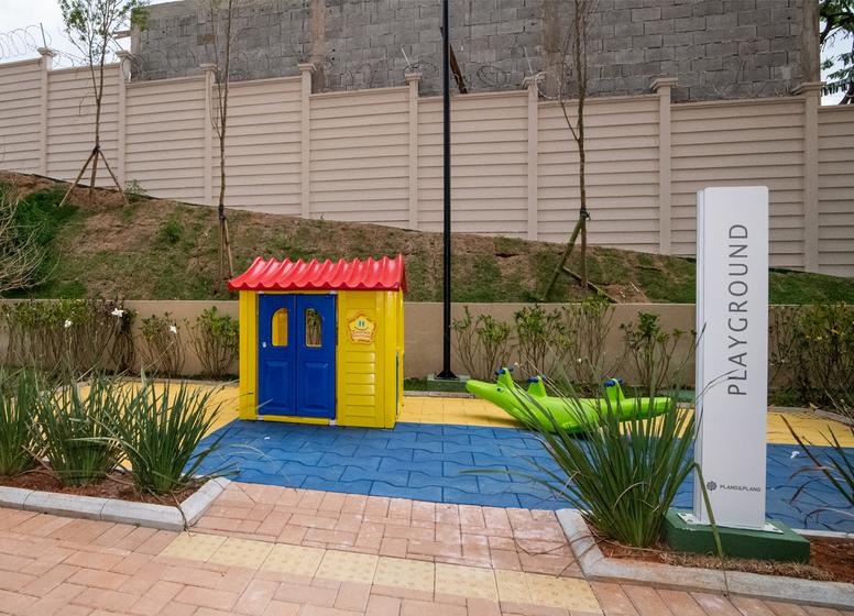 Playground | Lagoa do Campêlo I  - Plano&Estação Itaquera - Lagoa do Campelo I