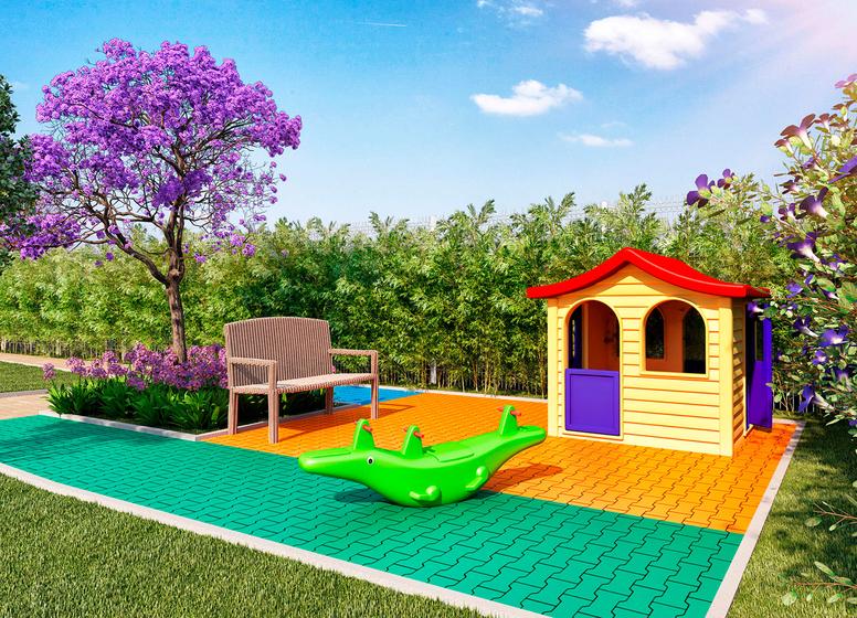 Playground - Perspectiva Ilustrada (Vila Pacaembu) - Vila Marquês