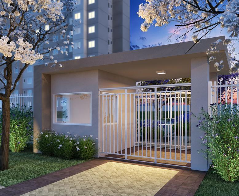 Portaria - Perspectiva Ilustrada - Plano&Jardim Marajoara