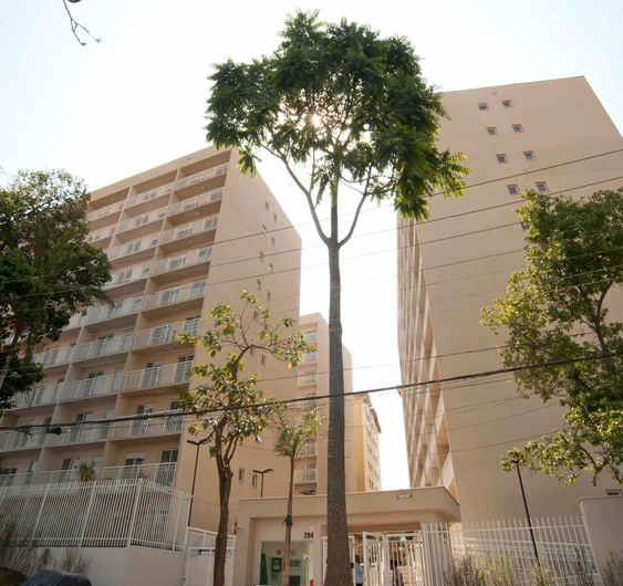 Área externa (fachada)