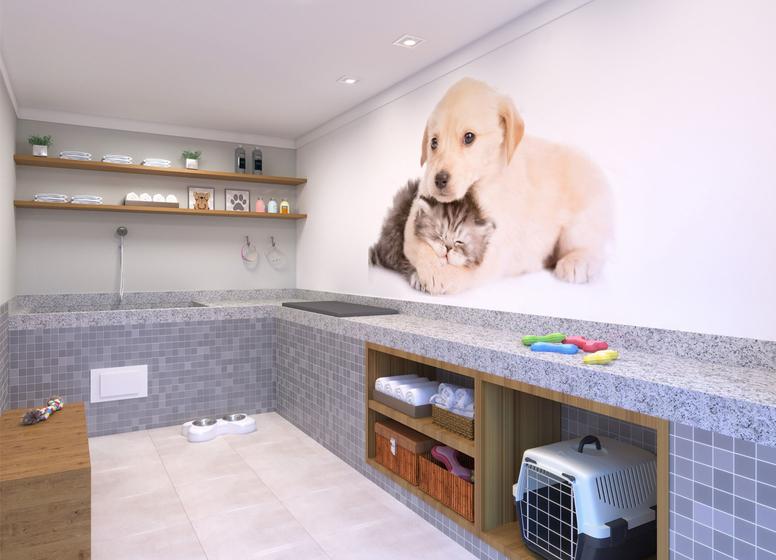 Pet Care - Perspectiva Ilustrada - Plano&Parque do Nabuco II