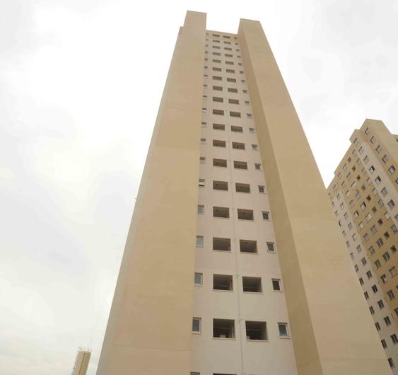 Área Externa - Torre A