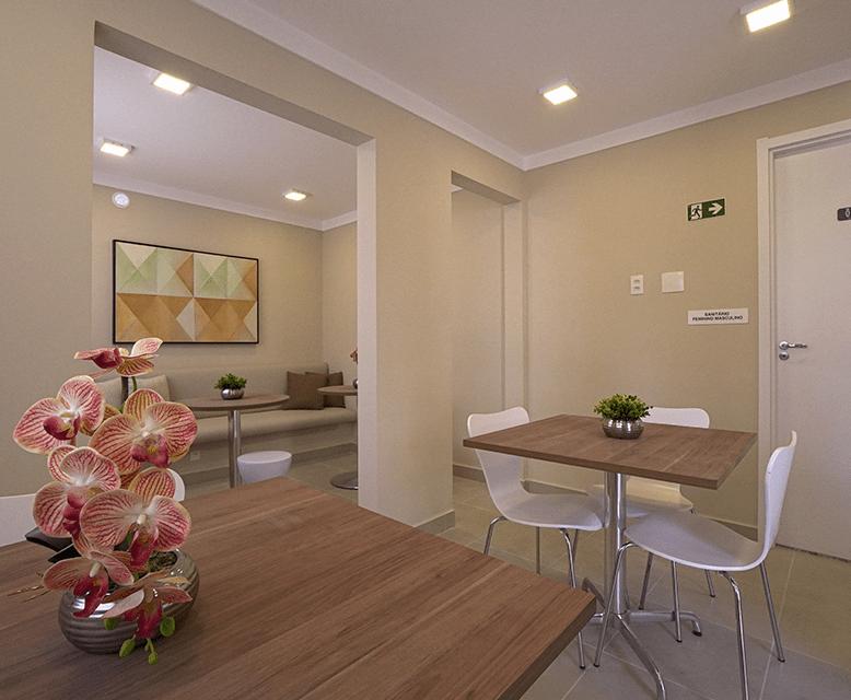 Salão de Festas (Ana Neri) - Plano&Largo do Cambuci