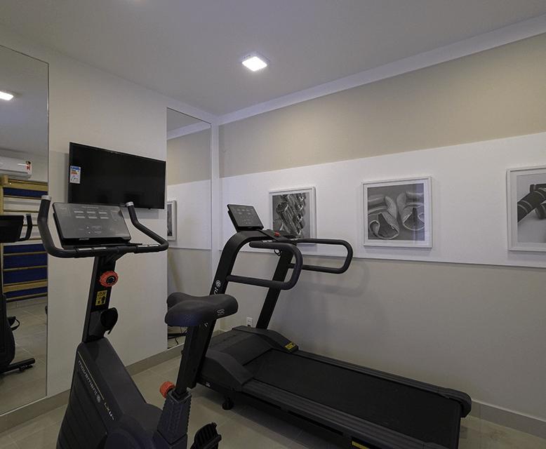 Fitness (Ana Neri) - Plano&Largo do Cambuci