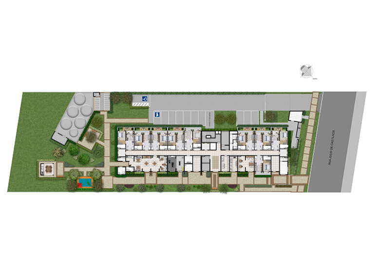 IMPLANTAÇÃO - Plano&Estação Belém