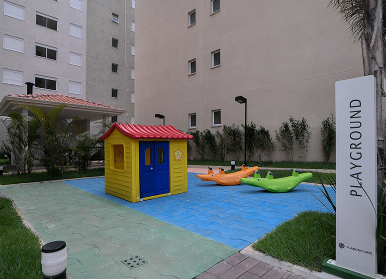 Playground  - Plano&Bairro do Limão