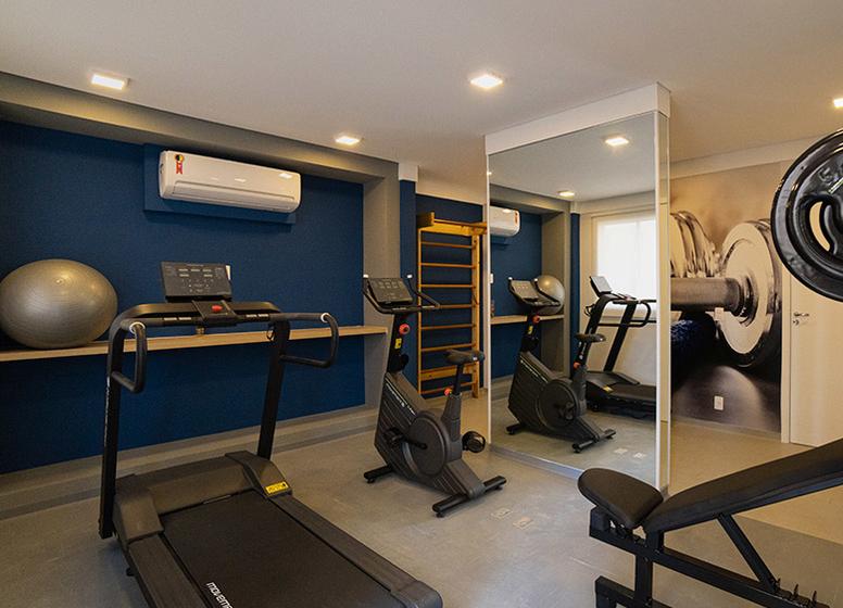 Fitness - Serra Ribeiro III