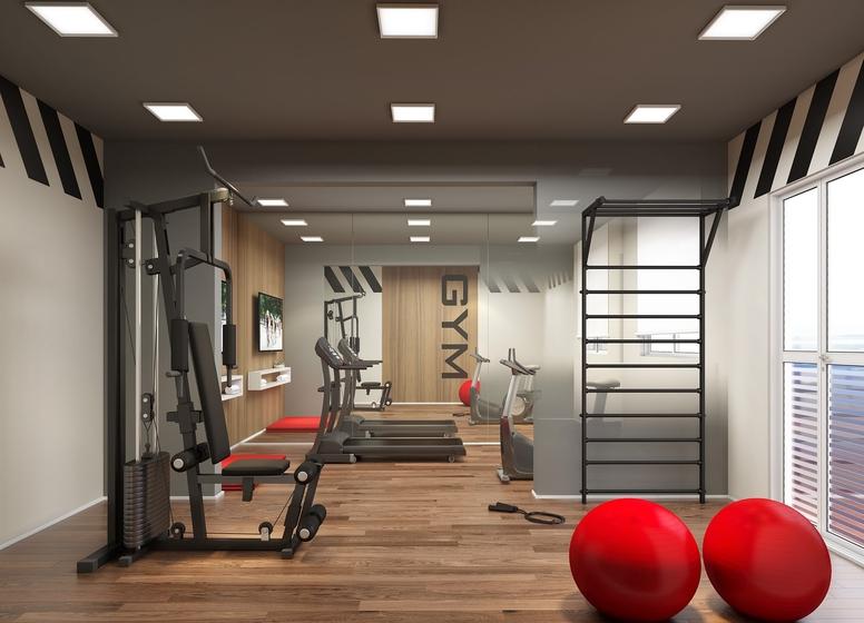 Fitness - Perspectiva Ilustrada - Vila Rudge